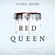 Red Queen luisterboek by Victoria Aveyard