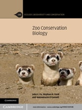 Zoo Conservation Biology ebook by John E. Fa,Stephan M. Funk,Donnamarie O'Connell