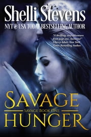 Savage Hunger ebook by Shelli Stevens