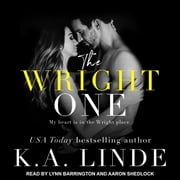 The Wright One audiobook by K.A. Linde
