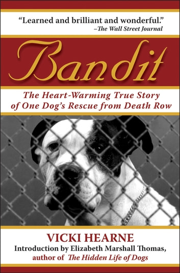 Bandit - The Heart-Warming True Story of One Dog's Rescue from Death Row ebook by Vicki Hearne