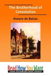 The Brotherhood Of Consolation ebook by Balzac Honore de
