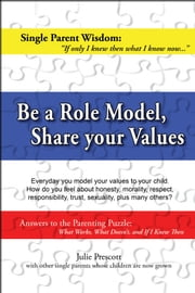 Be a Role Model, Share your Values ebook by Julie Prescott