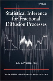 Statistical Inference for Fractional Diffusion Processes ebook by B. L. S. Prakasa Rao
