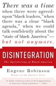 Disintegration ebook by Eugene Robinson