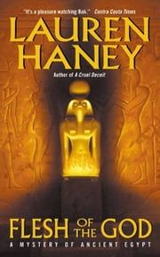 Flesh of the God ebook by Lauren Haney