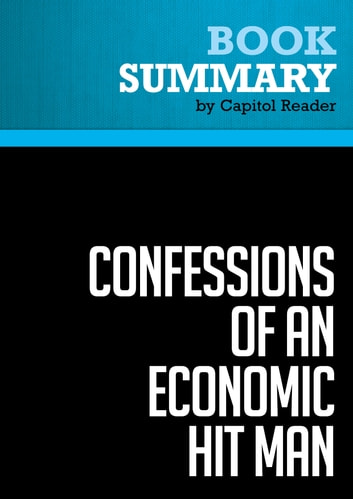 Confessions Of An Economic Hitman Ebook