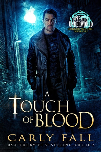 A Touch of Blood ebook by Carly Fall