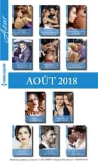 11 romans Azur + 1 gratuit (nº3982 à 3992 - Août 2018) ebook by Collectif