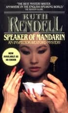 Speaker of Mandarin ebook by Ruth Rendell