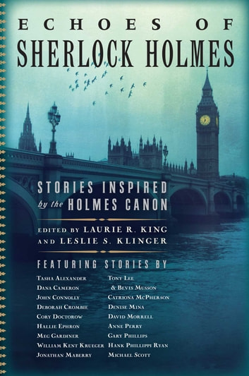 Echoes of Sherlock Holmes - Stories Inspired by the Holmes Canon ebook by