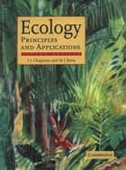 Ecology ebook by J. L. Chapman,M. J. Reiss