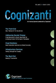 Cognizanti Journal - Issue 5 - Business and technology thought leadership from Cognizant ebook by Alan Alper,Bruce Rogow,Christoper Williams,Paul Roehrig