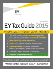 EY Tax Guide 2015 ebook by Ernst & Young