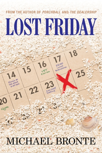 Lost Friday ebook by Michael Bronte