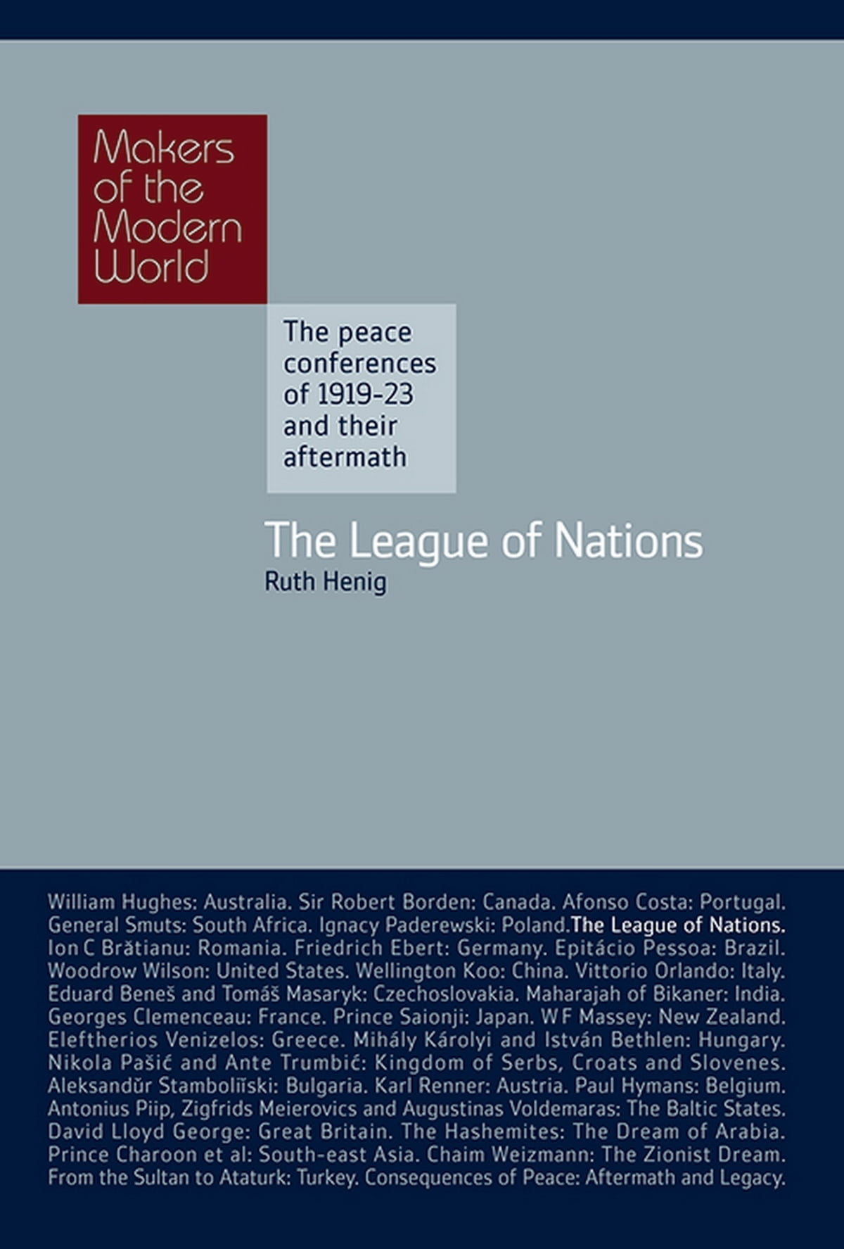The League of Nations ebook by Ruth Henig - Rakuten Kobo