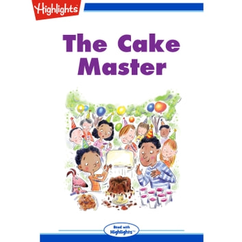 Cake Master, The audiobook by Carolyn Fay