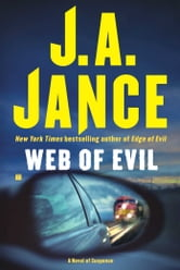 Web of Evil - A Novel of Suspense ebook by J.A. Jance