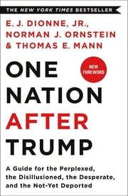 One Nation After Trump - A Guide for the Perplexed, the Disillusioned, the Desperate, and the Not-Yet Deported ebook by E.J. Dionne Jr., Norman J. Ornstein, Thomas E. Mann