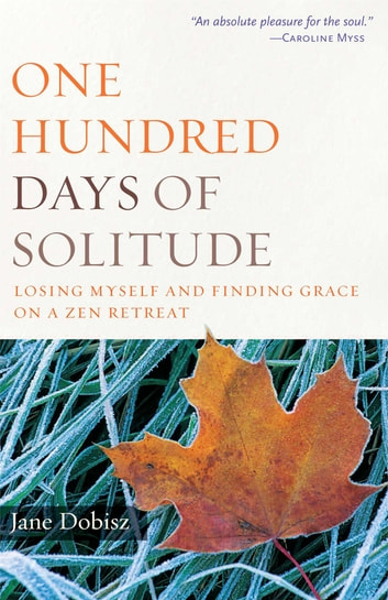 One Hundred Days of Solitude - Losing Myself and Finding Grace on a Zen Retreat ebook by Jane Dobisz