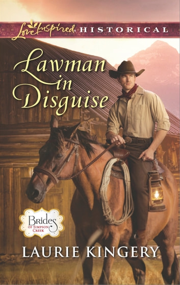 Lawman in Disguise ebook by Laurie Kingery