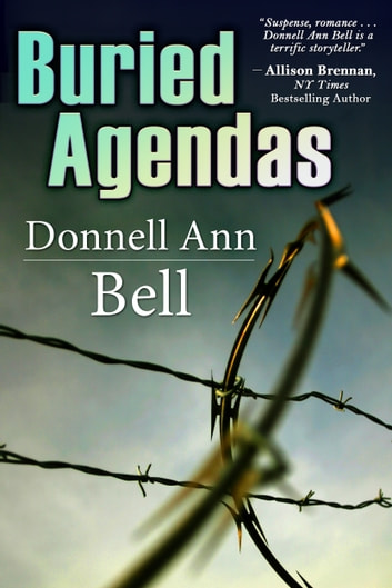 Buried Agendas ebook by Donnell Ann Bell