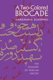 A Two-Colored Brocade - The Imagery of Persian Poetry ebook by Annemarie Schimmel