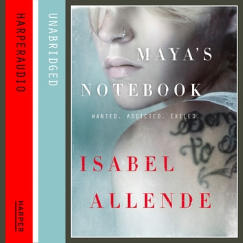 Maya's Notebook audiobook by Isabel Allende