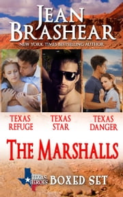 The Marshalls Boxed Set - Books 1-3 ebook by Jean Brashear