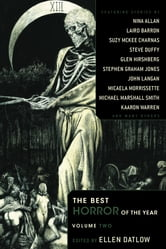 The Best Horror of the Year ebook by