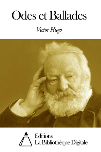 Odes et Ballades ebook by Victor Hugo