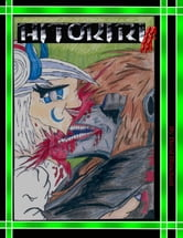 Hitokiri Vol.2(gore manga) ebook by David Blanchard