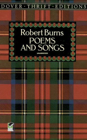 Poems and Songs ebook by Robert Burns