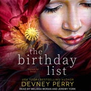 The Birthday List audiobook by Devney Perry