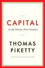 Capital in the Twenty-First Century ebook by Kobo.Web.Store.Products.Fields.ContributorFieldViewModel