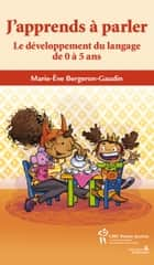J'apprends à parler ebook by Marie-Ève Bergeron-Gaudin