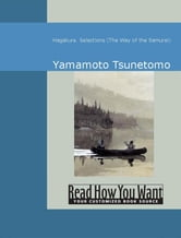 Hagakure: Selections: The Way Of The Samurai ebook by Yamamoto