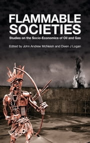 Flammable Societies - Studies on the Socio-economics of Oil and Gas ebook by