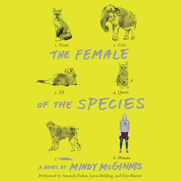 The Female of the Species audiobook by Mindy McGinnis