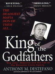 King of the Godfathers ebook by DeStefano, Anthony