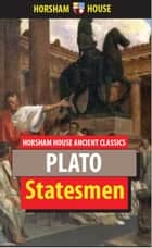 Statesmen ebook by Plato, Benjamin Jowett (Translator)