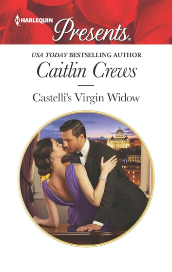Castelli's Virgin Widow ebook by Caitlin Crews