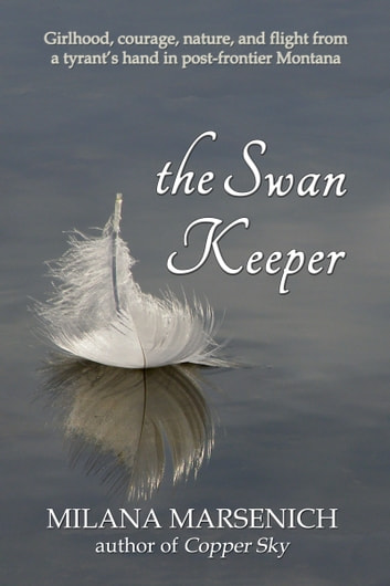 The Swan Keeper ebook by Milana Marsenich