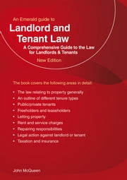 Landlord And Tenant Law ebook by John McQueen