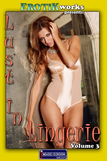 Lust in Lingerie Vol. 3 - Uncensored and Explicit Nude Picture Book ebook by Mithras Imagicron