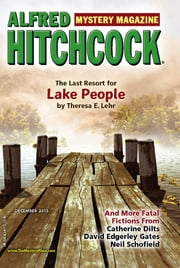 Alfred Hitchcock Mystery Magazine - Issue# 10 - Penny Publications LLC magazine