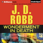 Wonderment in Death audiobook by J. D. Robb