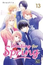 Waiting for spring T13 ebook by ANASHIN