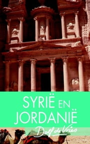 Syrie en Jordanie ebook by Dolf de Vries