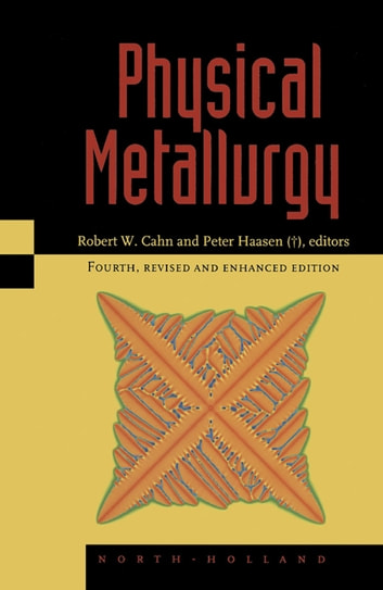 Physical Metallurgy ebook by